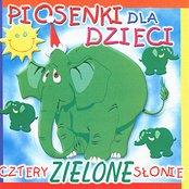 Cztery zielone slonie