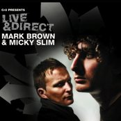 Cr2 Presents Live & Direct - Mark Brown & Micky Slim (CD1 - Mark Brown)