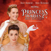 soundtrack from Princess Diaries 2