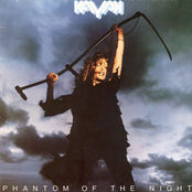 album Phantom of the Night by Kayak