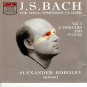 J.S.Bach The Well-Tempered Clavier, Vol.1 24 Preludes And Fugues Bwv 846-869