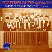 Mysteries of the Sabbath: Classic Cantorial Recordings: 1907-47