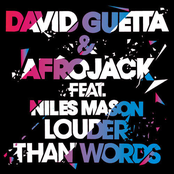 album Louder Than Words by David Guetta & Afrojack