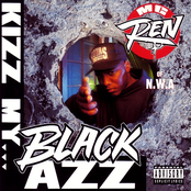 Kizz My Black Azz cover art
