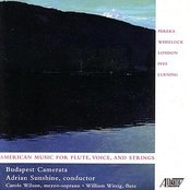 American Music for Flute, Voice & Strings