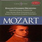 Mozart--3 Concertos