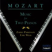 Wild & Parkinson: Mozart Music for two pianos
