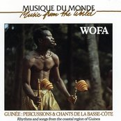 World Music, Rhythms and songs from the coastal region of Guine