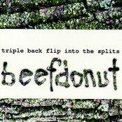 Triple Back Flip Into the Splits