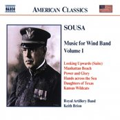 SOUSA: Music for Wind Band, Vol.  1