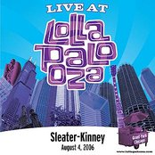 Live at Lollapalooza 2006: Sleater-Kinney