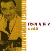 Django Reinhardt From A To Z Vol.5