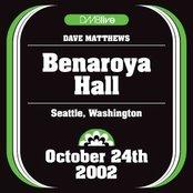 2002-10-24 Benaroya Hall, Seattle, WA
