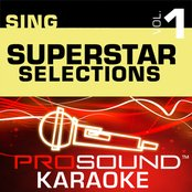 Sing Superstar Selections v.1 (Karaoke Performance Tracks)