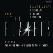 Holst - The Planets / Britten: Young Person's Guide To The Orchestra
