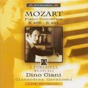 Morzart Piano Concertos:  K 466, K 491