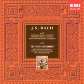 Bach: Works with Orchestra/Menuhin:CHRISTMAS BOX 2001