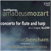Mozart: Concerto for Flute and Harp