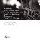 Schubert : String Quartet, 'Death and the Maiden' & Schumann : Piano Quintet - Elatus