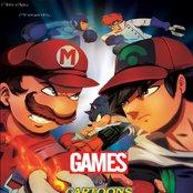 Games Vs Cartoons