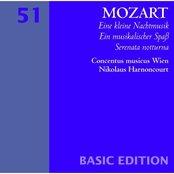 Mozart : Serenades Nos 6 & 13, 'Serenata notturna' & 'Eine kleine Nachtmusik'