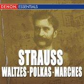 Strauss Waltzes, Polkas & Marches - Radio Bratislava Symphony Orchestra