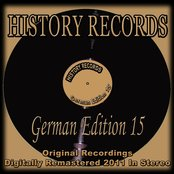 History Records - German Edition 15 (Original Recordings Digitally Remastered 2011 In Stereo)