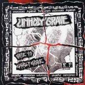 Archagathus / Unholy Grave split 7''