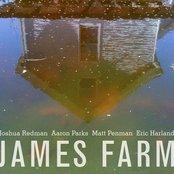 James Farm: Joshua Redman, Aaron Parks, Matt Penman, Eric Harland