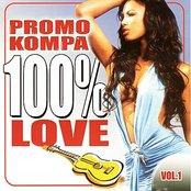 Promo Kompa: 100% Love Vol. 1