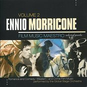 Ennio Morricone: Film Music Maestro - Romance and Comedy, Western and Crime Film Music, Vol. 2
