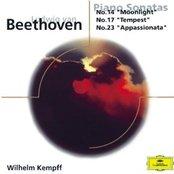 "Beethoven: Piano Sonatas Nos.14 ""Moonlight"", 17 ""Tempest"" + 23 ""Appasionata"""