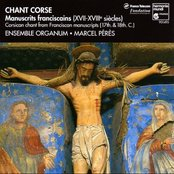 Chant Corse Des Manuscrits Franciscains