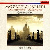 Mozart & Salieri: Divertimenti - Ouvertures