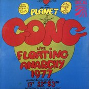 Planet Gong Live Floating Anarchy 1977
