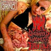 Vaginal Juice - Unlimited Madness - Ebanath-3 Way Split