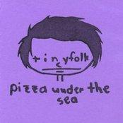 Pizza Under The Sea