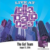 Live at Lollapalooza 2006: The Go! Team