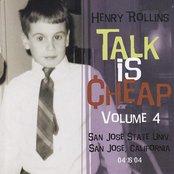 Talk Is Cheap, Vol. 4