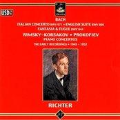 The Early Recordings - 1948-1952 - Bach, Rimsky-Korsakov, Prokofiev