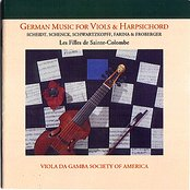 German music for Viols and Harpsichord