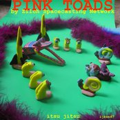Pink Toads
