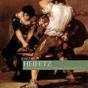 Heifetz: Beethoven - Violin Concerto, Vieuxtemps - Violin Concerto No. 4