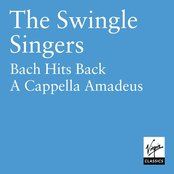 Bach/Mozart : The Swingle Singers