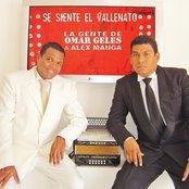 La gente de Omar Geles y Alex Manga...Se Siente el Vallenato