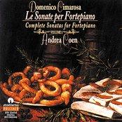Cimarosa: Complete Sonatas for Fortepiano, Vol. 1