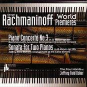 Rachmaninoff World Premieres