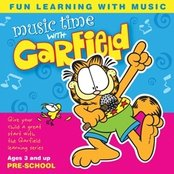 Music Time With Garfield (UK Version)