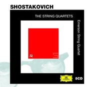 Shostakovich: The String Quartets (5 CDs)