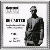 Bo Carter Vol. 1 (1928 - 1931)